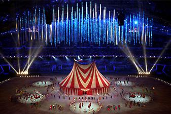 circus mandarin sochi