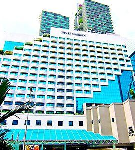 هتل سوییس گاردن مالزی