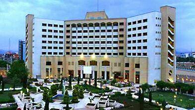 تور کرمان هتل پارس