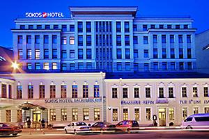 قیمت تور روسیه هتل sokos palace