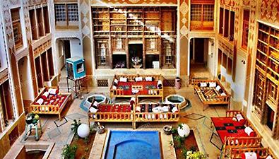 تور یزد گردی هتل ملک التجار