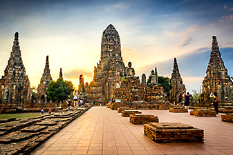 ayutthaya تور بانکوک