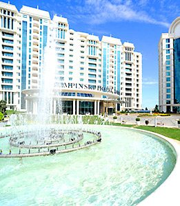 تور باکو هوایی هتل کمپینسکی