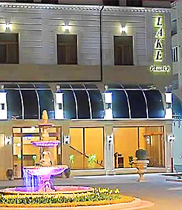 تور باکو هوایی هتل لیک پالاس