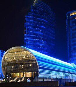 تور باکو هتل قفقاز اسپرت