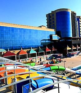 قیمت تور باکو هتل اسپیرینگ