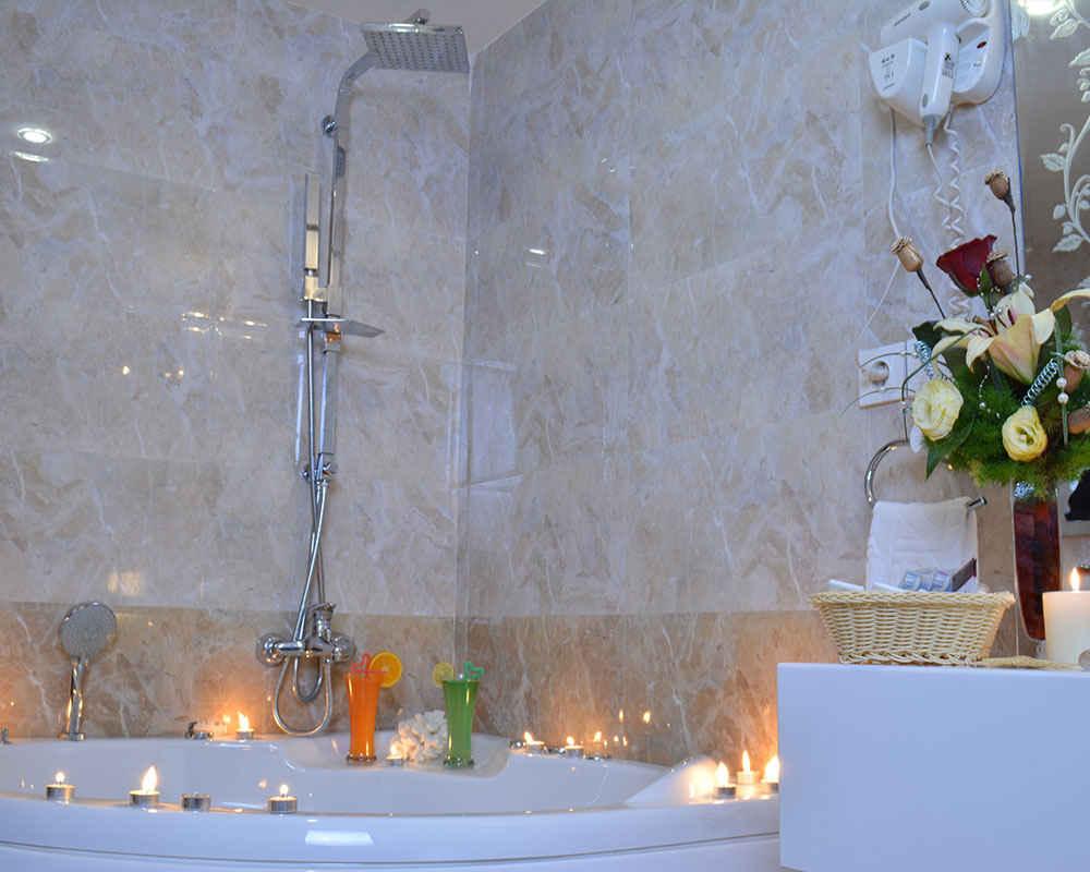 سرویس بهداشتی هتل الماس