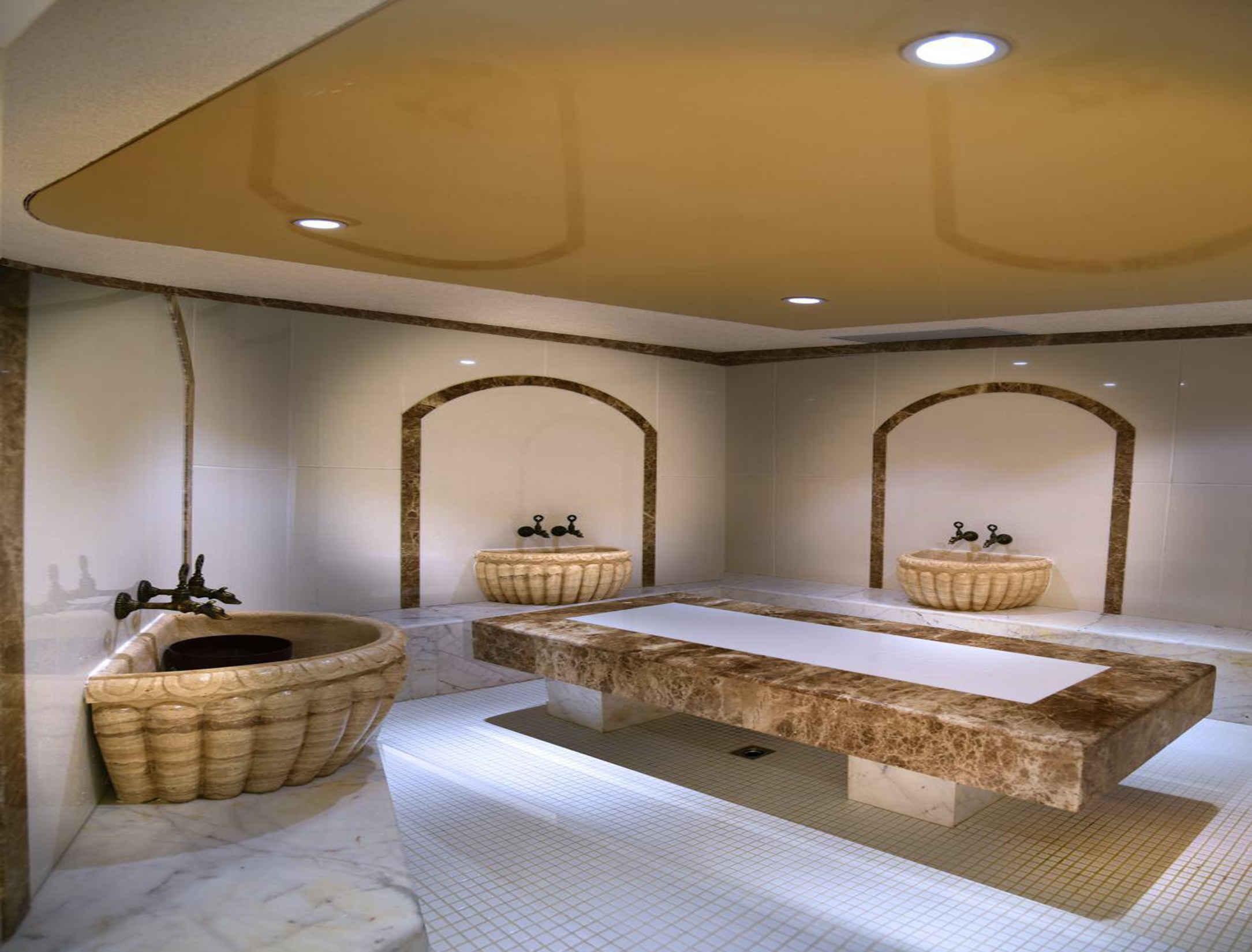 حمام سنتی هتل الماس نوین