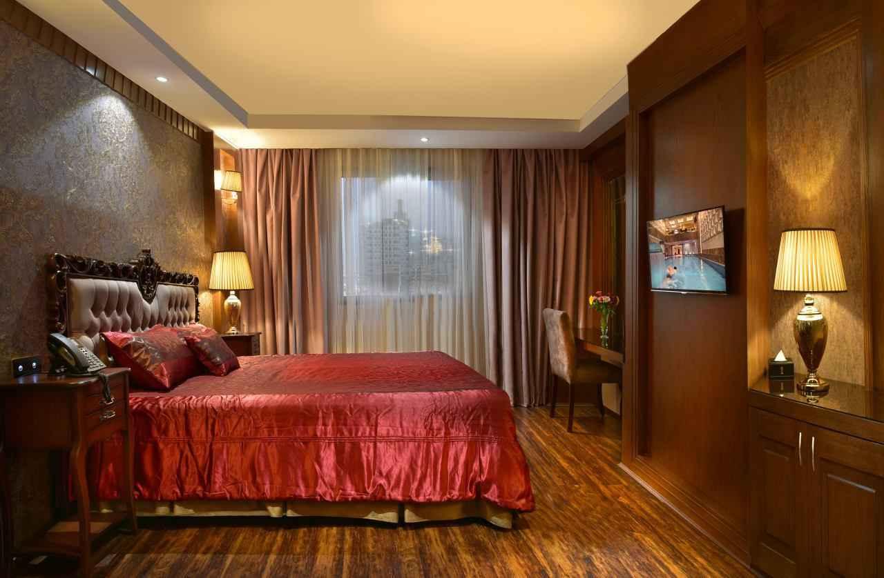 هتل 4 ستاره هتل الماس نوین