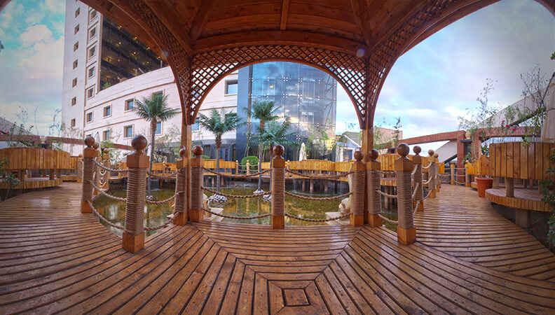 اقامت در هتل درویشی مشهد
