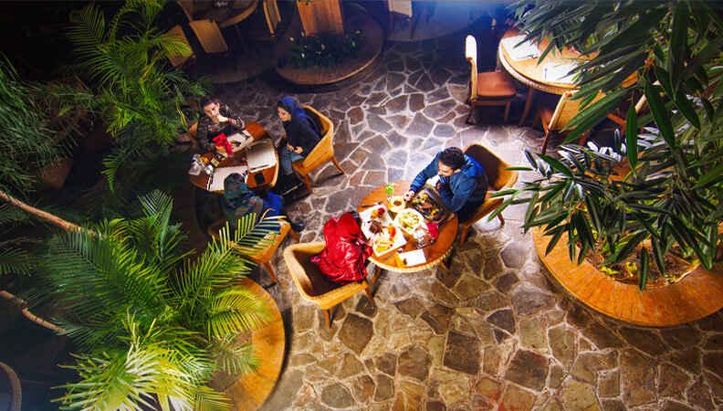 مشهد هتل درویشی