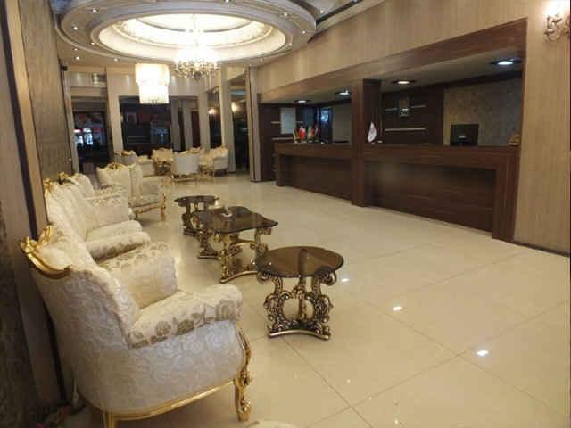 لابی هتل جواهری