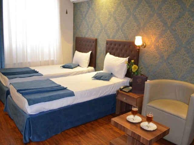 اقامت هتل جواهری