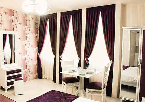 اقامت در هتل سعدی