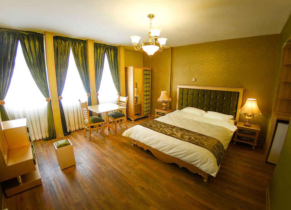 رزرو هتل سعدی