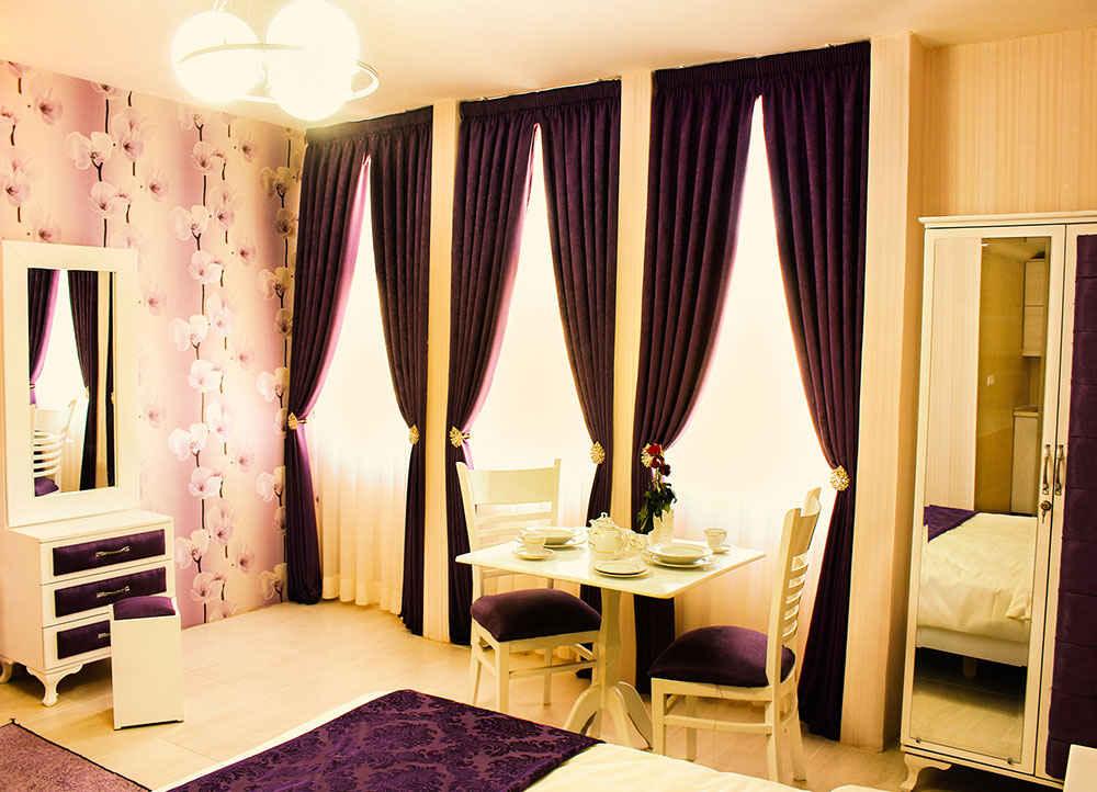 تور مشهد هتل سعدی