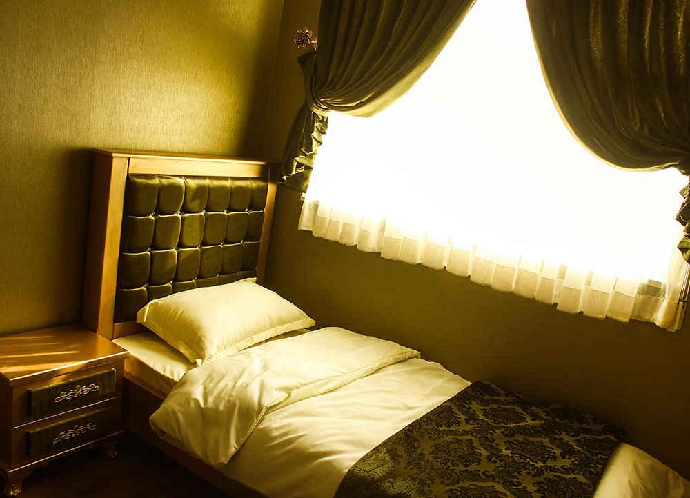 زرو تور مشهد هتل سعدی