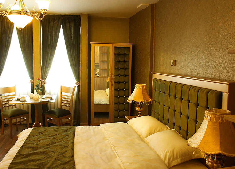 رزرواسیون هتل سعدی