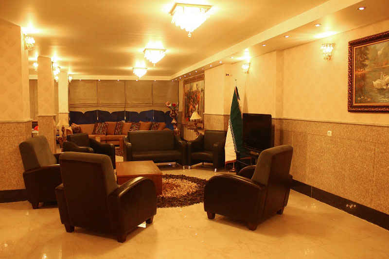 لابی هتل سعدی