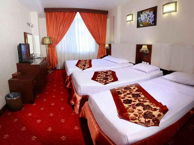 اقامت در هتل سهند