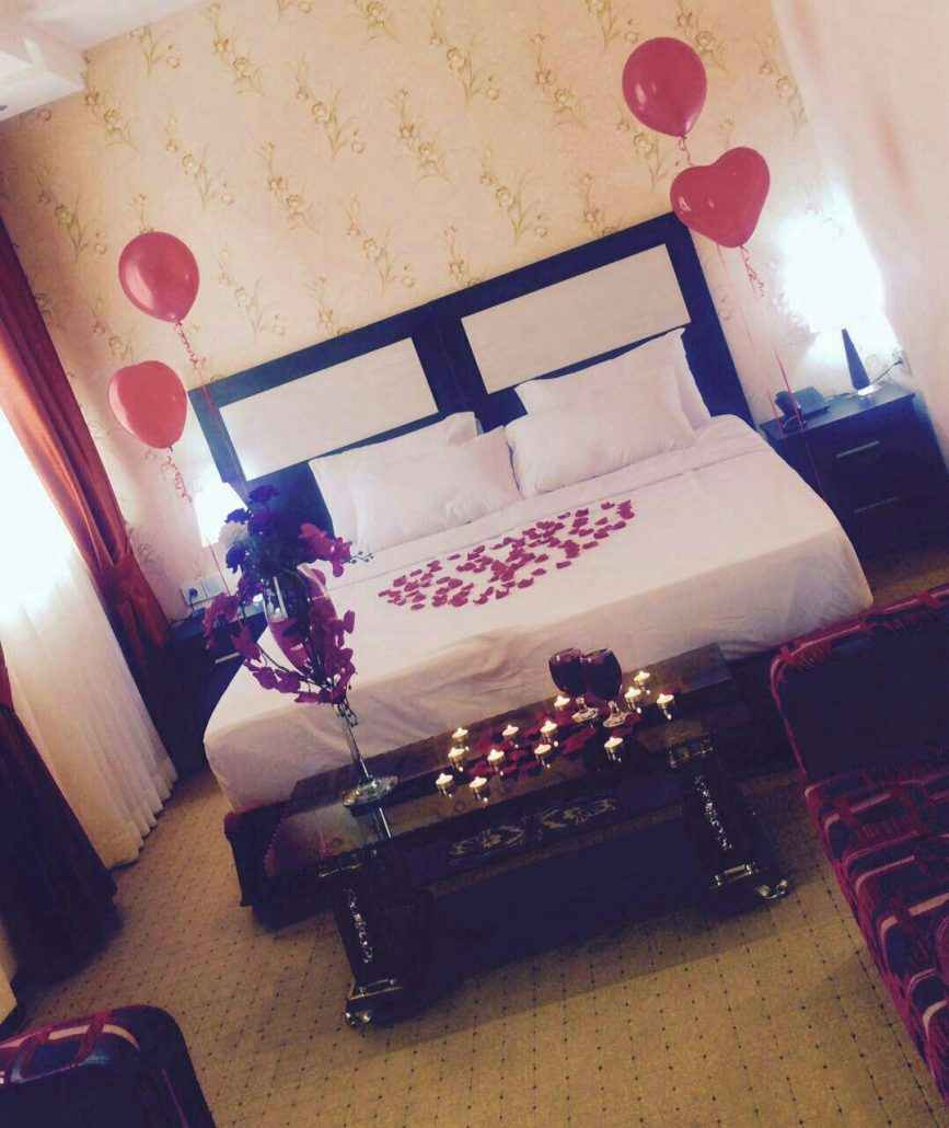 ماه عسل هتل سراج