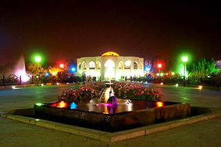 پارک ائل گلی تور تبریز