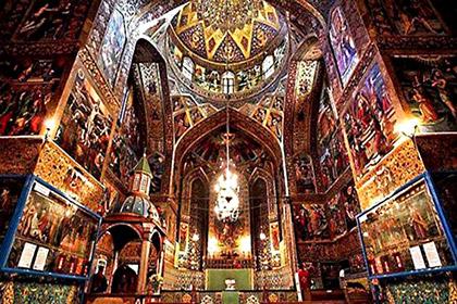 کلیسای سنت استپانوس تبریز