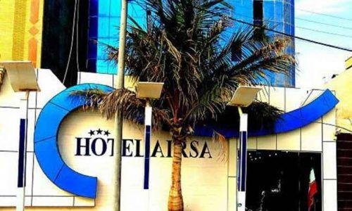 هتل ایرسا قشم