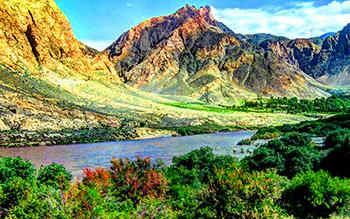 رود ارس تبریز