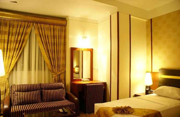 اقامت در هتل عماد