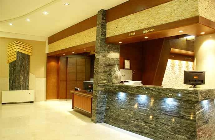 رزروشن هتل عماد