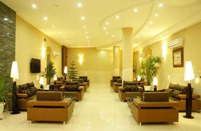 لابی هتل عماد