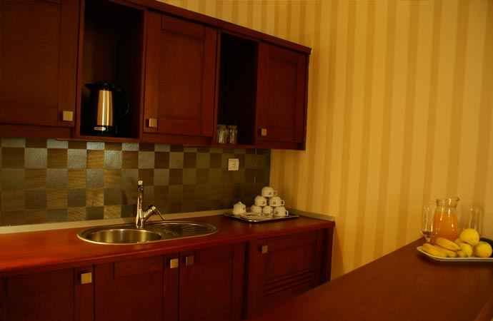 سرویس اتاق هتل عماد
