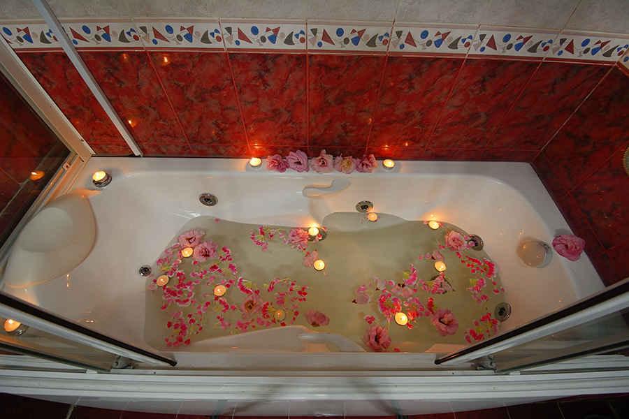 حمام هتل قصر الماس