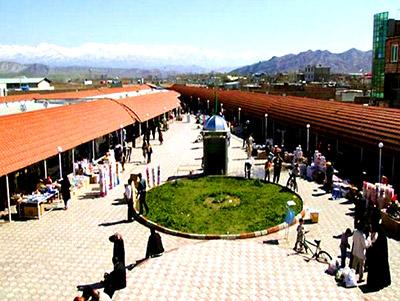 بازار مرزی جلفا تبریز