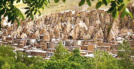 روستای کندوان تور تبریز