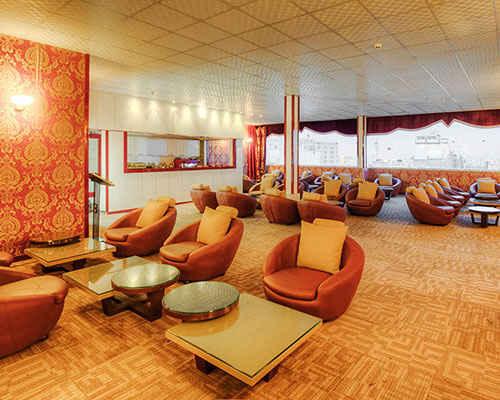 لابی هتل کیانا
