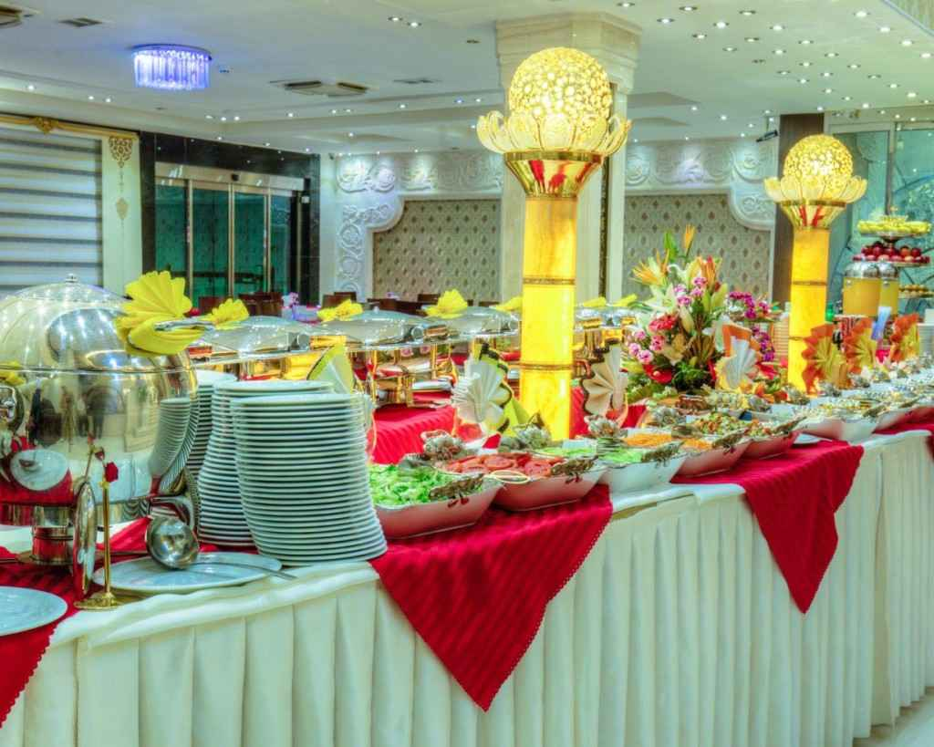 غذاهای هتل کیانا