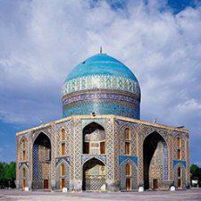 مقبره شیخ طبرسی