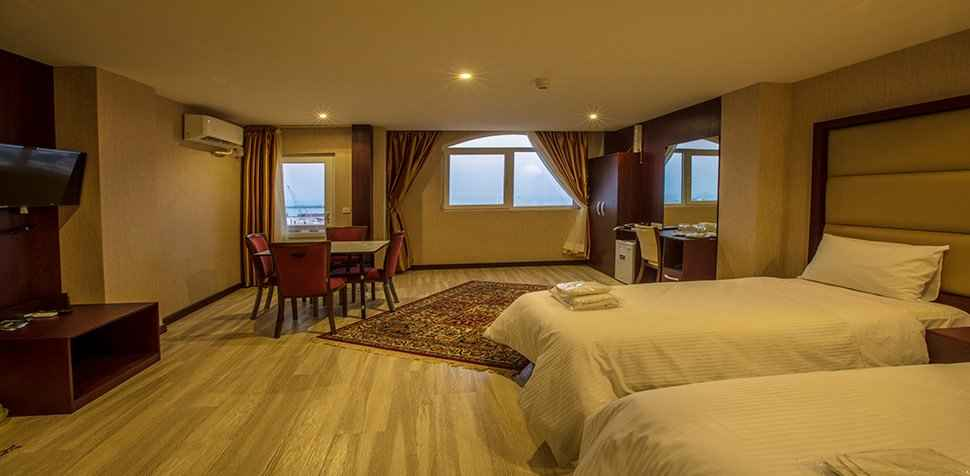 اقامت در هتل آرتا قشم
