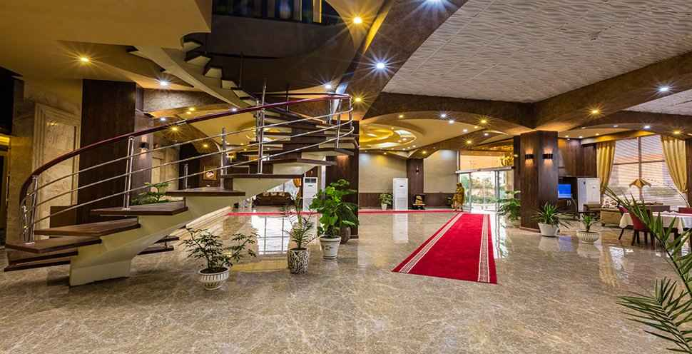 لابی هتل آرتا قشم