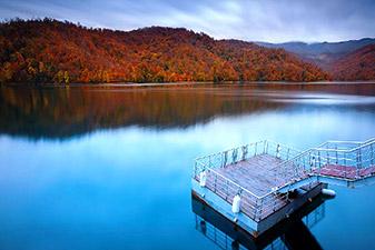 دریاچه بیوک شور باکو