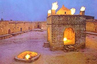 آتشگاه باکو