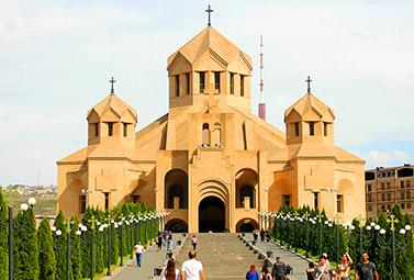 کلیسای سنت گریگور ارمنستان