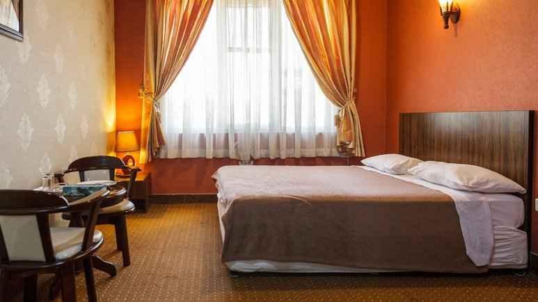 اقامت در هتل آرامش کیش