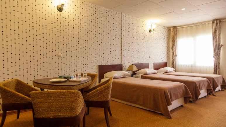 تور کیش هتل آرامش کیش