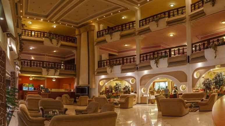تور کیش هتل آریان کیش
