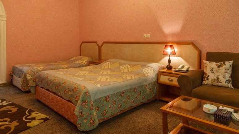 رزرو هتل آریان کیش