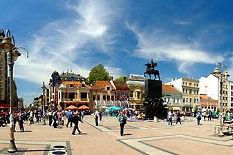 شهر نیس صربستان