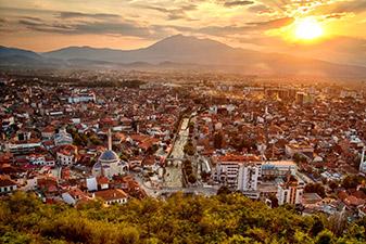 شهر پریزرن صربستان